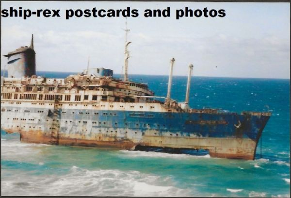 AMERICAN STAR (wreck of) photo (b)